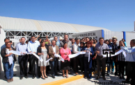 Dignifica escuelas Moreno Valle en  región de Tepeaca
