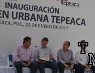 Reconoce Moreno Valle labor legislativa de Céspedes Peregrina por Tepeaca