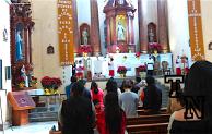 Celebra parroquia de Tepeaca Epifanía del Señor; lamenta gasolinazo y reprueba actos delictivos