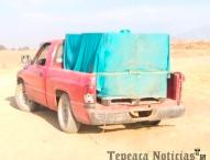 Con gobierno de Gali, recuperan combustible ilegal y camionetas robadas en Tepeaca