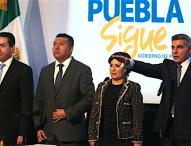 Asume cargo de gobernador de Puebla Tony Gali para el periodo 2017-2018