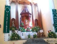 Celebra parroquia de Tepeaca el V Domingo del Tiempo Ordinario
