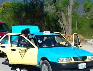 En oleje  delictivo, taxistas de Tepeaca también son víctimas de los hampones .