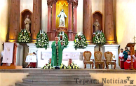 Pide parroquia de Tepeaca a fieles  perdonar para alcanzar la felicidad