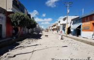 Presume edil de Tepeaca obras  inconclusas en 3er  informe de gobierno