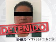Confirma Fiscalía de Puebla detención de El Colorado en Tepeaca