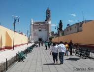Alista parroquia y Santuario  de Tepeaca celebración del Miércoles de Ceniza