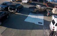 En la Tepeaca insegura, continúa el robo de vehículos imparable.