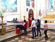 Inicia periódo de cuaresma en Tepeaca con el  Miércoles de Ceniza