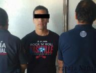 Detiene AEI  a instructor de Karate en Tepeaca por delito de estupro