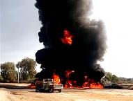 Arden tomas clandestinas de combustible en el Progreso de Juárez , Acatzingo y en Quecholac