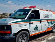 Detienen federales ambulancia de Huixcolotla con combustible ilegal