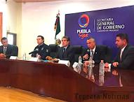 Desarticulan principal grupo delictivo del Triangulo Rojo en Palmar de Bravo