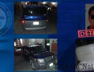 Detienen a agente del MP de Tecamachalco con combustible robado