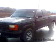 Roban camioneta  con violencia en Tepeaca con un niño a bordo