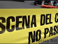 Otro crimen en Tepeaca en menos de 10 dias ; investiga fiscalia homicidio de un masculino