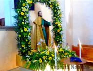Celebra parroquia de Tepeaca festividad de San José; el miécoles llega Cruz Misionera.