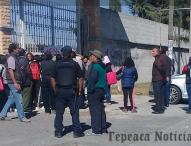 Cierran  nuevamente bachillerato Justo Sierra en Santiago Acatlan, Tepeaca