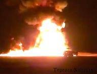 Nueva  toma clandestina en Álvaro Obregón ,Tepeaca;controlan  cuerpos de seguridad