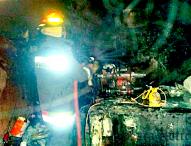 Controlan incendio  en local comercial del barrio del santuario en Tepeaca