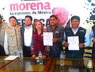 Aún no hay candidatos de MORENA   en Tepeaca; estamos construyendo estructura:Gabriel Biestro