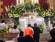 Realiza parroquia de Tepeaca tradicional   celebración de Jueves Santo