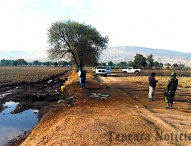 Controla PEMEX  tomas  clandestinas en San Bartolomé Hueyapan y San Jerónimo Ocotitlan