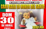 En Connecticut, tepeaquenses también festejarán al Santo Niño Doctor de Tepeaca