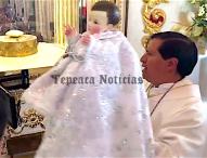 Todo listo para celebrar  al Santo Niño Doctor de los Enfermos en Tepeaca el 30 de abril