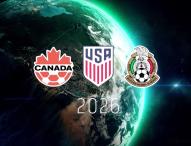 México, Estados Unidos y Canadá van por el Mundial de 2026