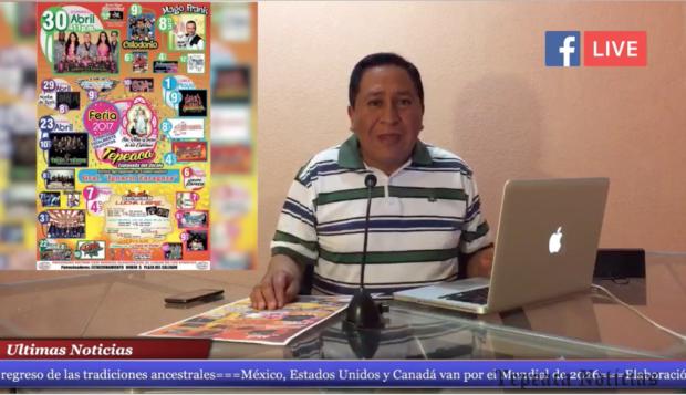 TepeacaNoticiasTV Programa 14/Abril/2017