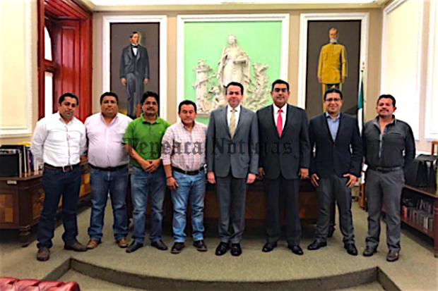Habrá  Juzgados en municipios del distrito Tepeaca; gestiona Céspedes Peregrina apoyo.