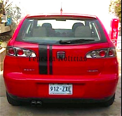 Sigue incontrolable  el robo de vehículos en Tepeaca ;ahora en  barrio del Divino Salvador