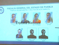 Detienen a banda que asaltó, abusó  de mujeres y mató a bebe en autopista México-Puebla