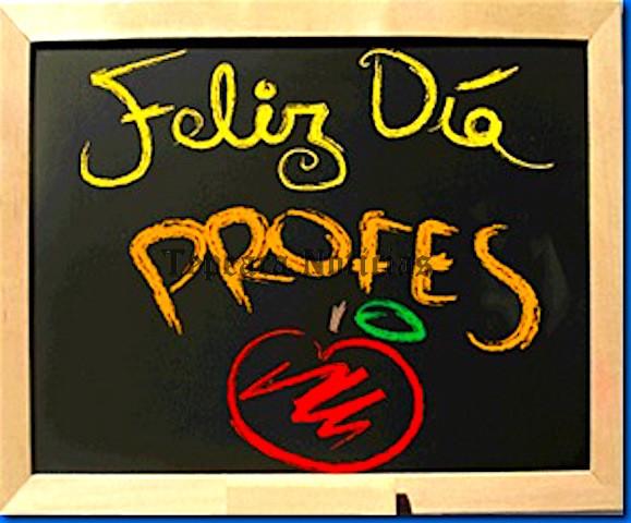 ¡Feliz Día maestros, pásenla de 10!, les desea Tepeaca Noticias