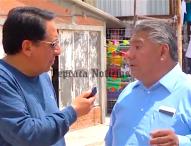 Dignifican  y construyen  espacios comerciantes en  Casa Del Señor de la Misericordia en Tepeaca