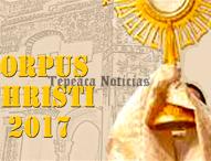 Alista Parroquia y Santuario del Santo Niño Jesús Doctor de Tepeaca celebración de Corpus Christi