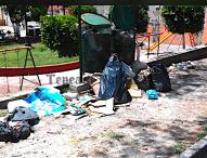 Por falta de camiones, se agudiza problema de basura y escombro en Tepeaca