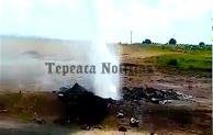 En San Felipe Tenextepec, Tepeaca controlan otra toma ilegal de hidrocarburo