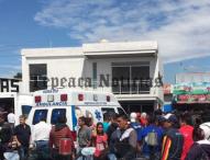 En Puebla, ejecutan  a Meztli Sarabia, hija del lider de la 28 de Octubre, Simitrio