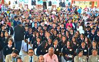 Realizan graduaciones escuelas de Tepeaca;terminan estudios miles de niños y jovenes