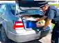 Detienen federales a  conductor con combustible ilegal en Tepeaca