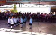 Finaliza  ciclo escolar 2016-2017 en escuelas de Tepeaca y sus comunidades.