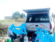 Continúa robo de vehículos en zona de Tepeaca;roban camioneta con violencia