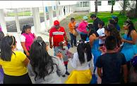 Obsequia juguetes Santuario del Niño Doctor de Tepeaca a niños del Hospital del Niño Poblano
