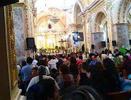 Celebra parroquia y santuario de Tepeaca XV Domingo del Tiempo Ordinario