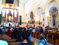 Celebra parroquia de Tepeaca  XVII Domingo Ordinario;pide orar por victimas de trata