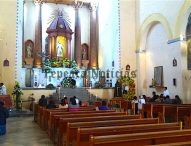 Abren Puerta del Perdón en ex Convento de Tepeaca;celebran Indulgencia de la Porciúncula