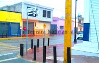 Deja Franklin fuertes lluvias y rafagas de viento en Tepeaca, tras su paso por Puebla