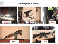 """Detiene fiscalía de Puebla al """"Cachetes"""", presunto lider huchicolero"""